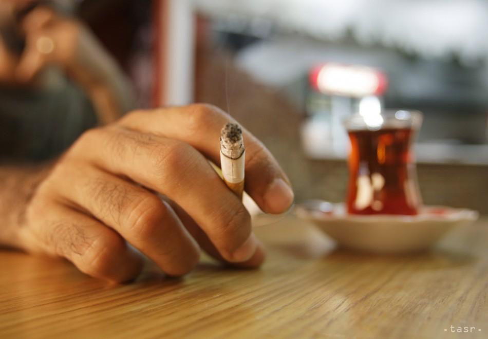 nové roky fajčenie
