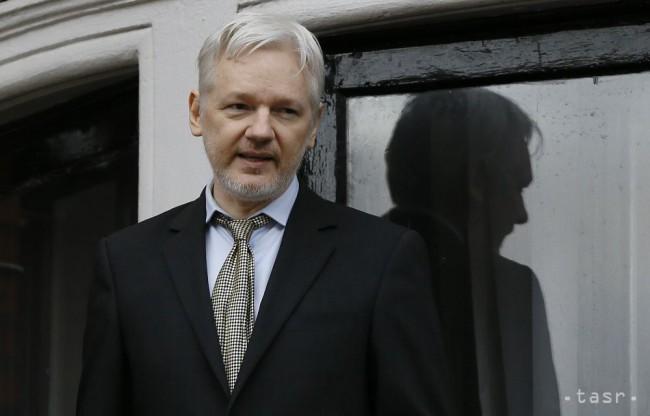 611b64a38d765 Assange je vinný z porušenia podmienok prepustenia na kauciu - 24hod.sk