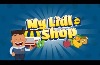 Staraj sa o svoj vlastný obchod v novej hre My Lidl Shop
