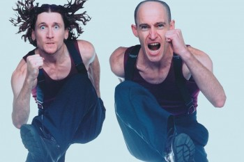 The Umbilical Brothers netušili, že komediantstvom môžu slušne zarobiť