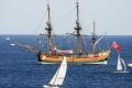 Vrak lode kapitána Cooka sa zrejme nachádza pri pobreží mesta Newport