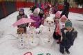 Snehuliak Bambuliak mal veľa nových kamarátov