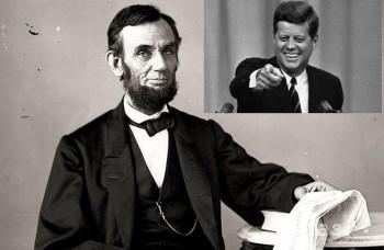 Náhoda? Život a smrť Lincolna a Kennedyho boli zarážajúco podobné