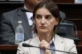Srbská premiéra A. Brnabičová znížila prognózu rastu domácej ekonomiky
