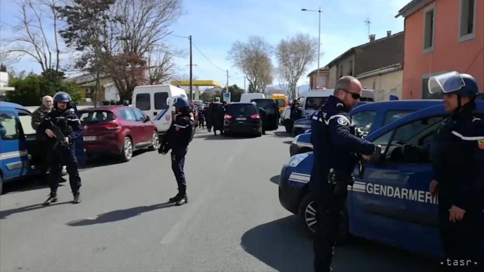 Francúzska polícia zadržala v súvislosti s piatkovým útokom osobu
