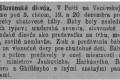 Slovenské dievča  v Pešti zarábalo pre chudobné deti