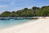 Hriešne Thajsko ponúka krásne pláže aj nákupný raj
