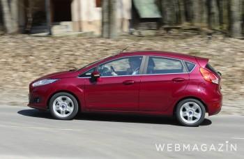 Nový Ford Fiesta: Všetko pre nižšiu spotrebu