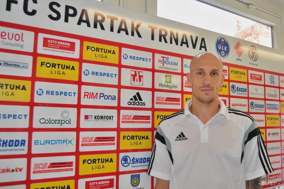 4a1aa04b5b Janečka sa vrátil do Trnavy  Prišiel som Spartaku pomôcť
