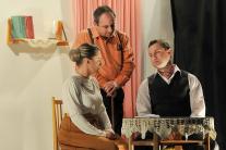 Herci Divadelného súboru Iľašovjan