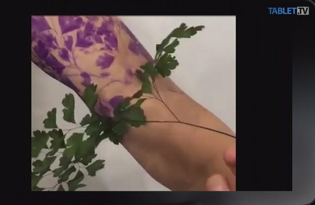 LIKE DŇA: Videli ste už botanické tetovania?
