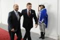 ZÁZNAM: Vyhlásenie premiéra R. Fica a predsedu EP M. Schulza
