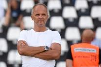 Juraj Jarábek abdikoval na post trénera Spartaka Trnava