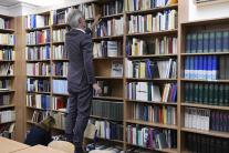 Otvorenie Knižnice Bernharda a Renate Böschenteino