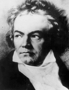 Skladateľ Ludwig Van Beethoven Sa Narodil Pred 245 Rokmi