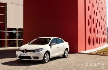 Takto vyzerá Renault Fluence po facelifte: Páči sa vám?