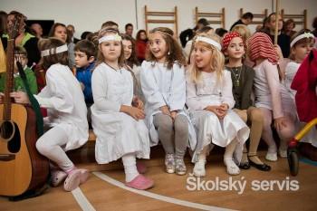 Vianočný bazár na bratislavskej waldorfskej škole sa vydaril!