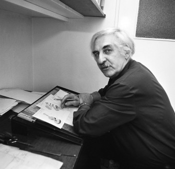Viktor Kubal bol nestorom slovenského animovaného filmu