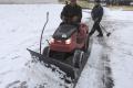 Karlova Ves i napriek tuhej zime znížila náklady na zimnú údržbu