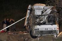 Tragická nehoda autobusu