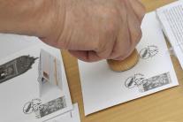Slávnostná inaugurácia poštovej známky