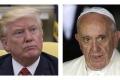 Trump pricestoval do Ríma, v stredu sa stretne s pápežom