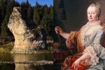 Mária Terézia prekliala slovenských pánov. Skameneli v tajnej chodbe