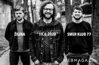 Hudba: Skupina Komajota odohrá po karanténe prvý koncert v Žiline