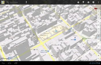 Google Mapy navigujú už aj v budovách