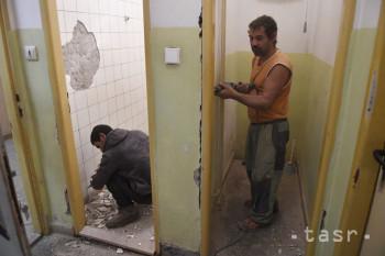 Rekonštrukciu tzv. starého internátu chce PU ukončiť v tomto roku