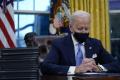 Biden chce, aby jeho vláda využívala elektromobily