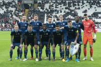 EL Besiktas Istanbul - ŠK Slovan Bratislava