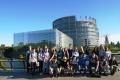 Súťaž Euroscola 2017 bola pre Obchodnú akadémiu v Prievidzi úspešná