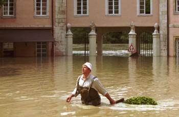 Otrasné zábery: Ako Dunaj ukazoval svoju silu