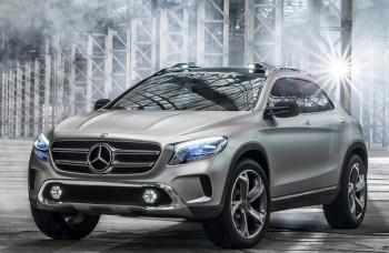 Pozrite sa na revolučný Mercedes GLA