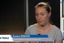 ZUZANA ŽIRKOVÁ exkluzívne: Z dcéry basketbalistku nechcem mať