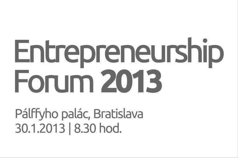 Entrepreneurship Forum 2013 - Fotodenník - SkolskyServis.TERAZ.sk 3595e6f4227