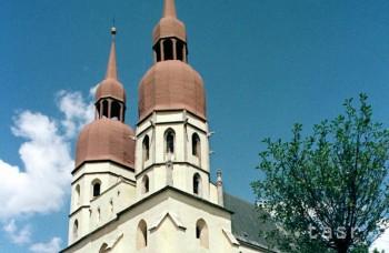 Veže kostolov malého Ríma bývalo vidieť z diaľky
