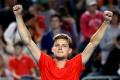 AUSTRALIAN OPEN: Goffin postúpil do štvrťfinále po triumfe nad Thiemom