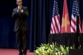 Obama v Hanoji načrtol sľubnú budúcnosť americko-vietnamských vzťahov