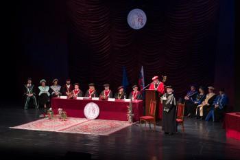 Študentom Prešovskej univerzity sa začal akademický rok