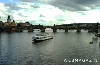 V Prahe nezabudnite na Karlov most, Jan Nepomucký vám prinesie šťastie