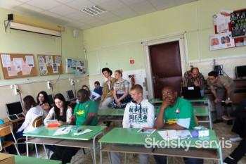 Kenskí učitelia sa prišli do OA v Leviciach učiť, ako učiť