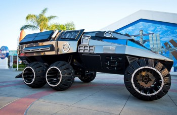 Toto monštrum možno bude voziť ľudí na Marse