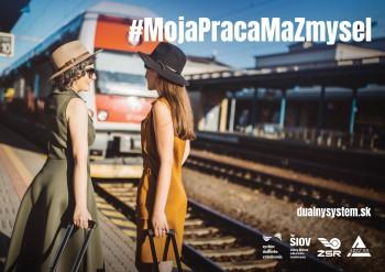 Železničiarka Katka Lancuchová: Deti často nevedia, čo by chceli robiť