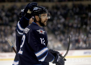 Winnipegu bude proti St. Louis chýbať suspendovaný Stafford