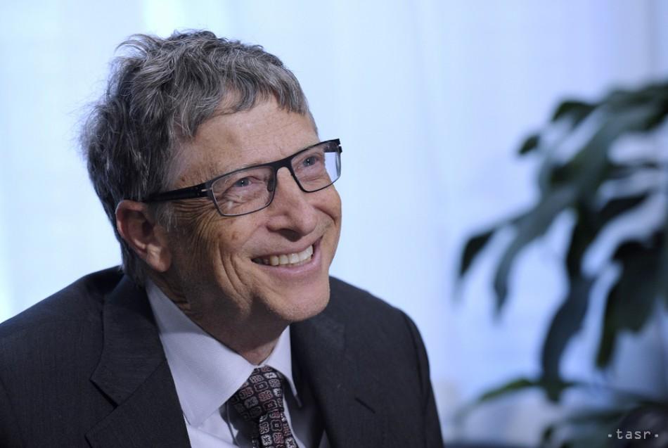 Bill Gates je podľa časopisu Forbes najbohatším mužom planéty