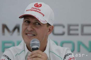 F1: Sedemnásobný majster sveta Michael Schumacher má 50 rokov
