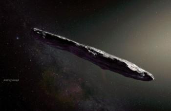 Z NEZNÁMYCH KONČÍN: Asteroid Oumuamua šokuje vedcov