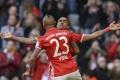 Hráči Bayernu pripravili Ancelottimu darček - osemgólovú kanonádu